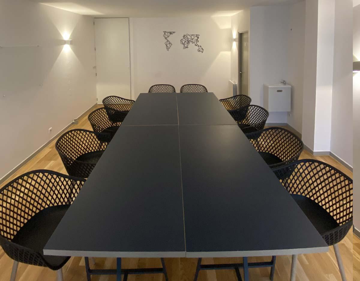 Salle de réunion à Bordeaux